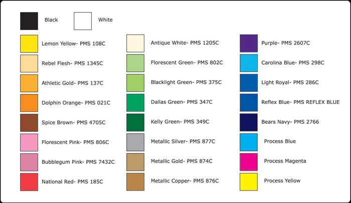 pms color wheel. pms color matching